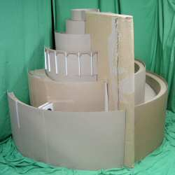 Minas Tirith main structure
