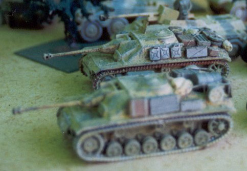 StuG III Self Propelled Gun